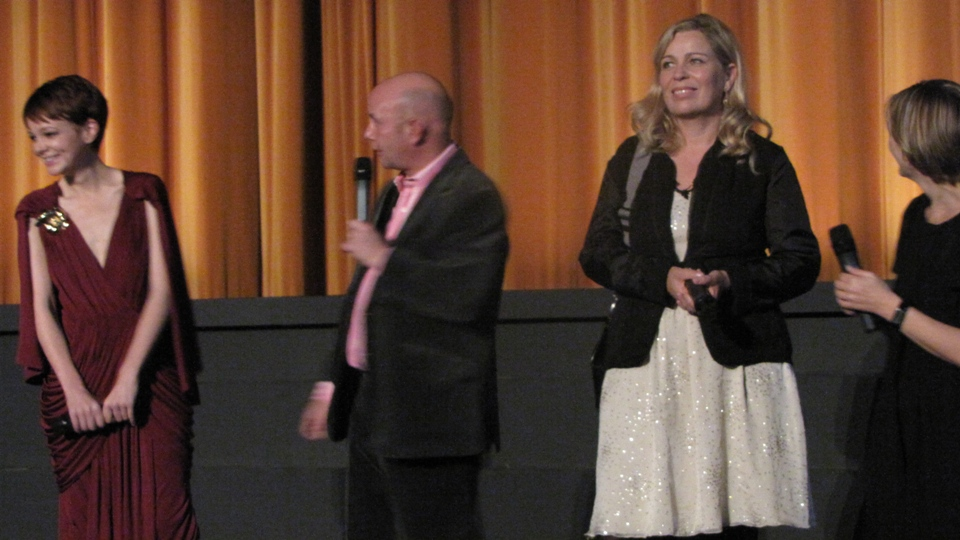 """Atriz, roteirista e diretora de """"An Education"""", um dos mais cotados pro Oscar 2010"""