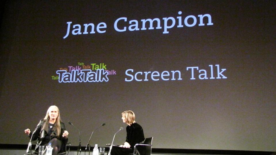 Começando bem: primeiro dos 4 Screen Talks do festival