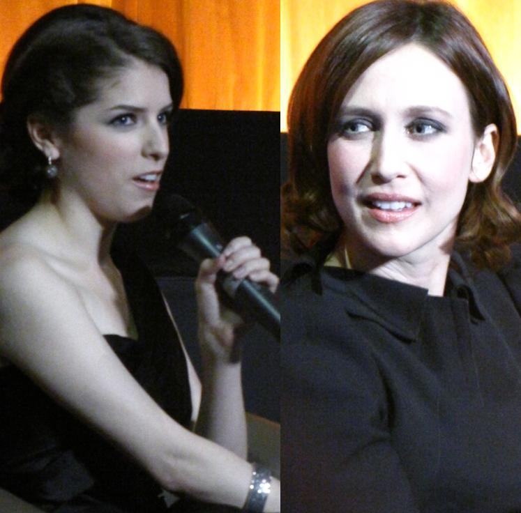 Beleza incomum e encantadora das duas possíveis indicadas ao Oscar de coadjuvante