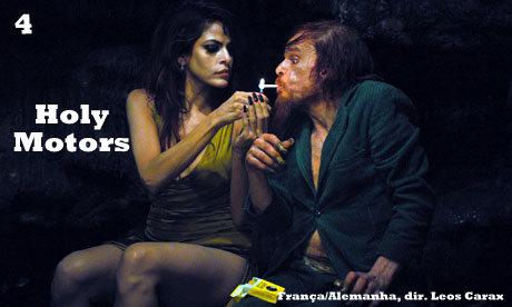 #4 Melhores Filmes de 2012
