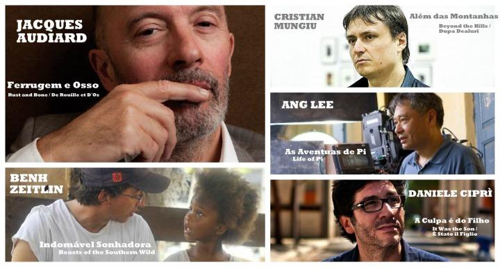 Melhores Diretores 2012 (runners-up)
