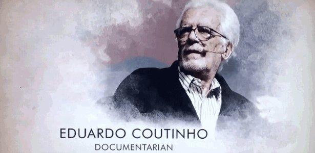R.I.P. Eduardo Coutinho
