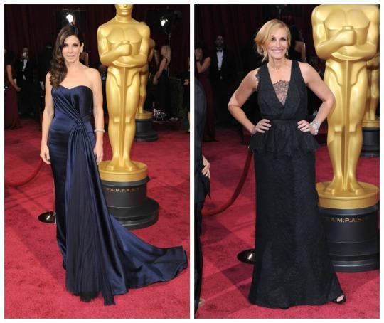 Sandra Bullock e Julia Roberts