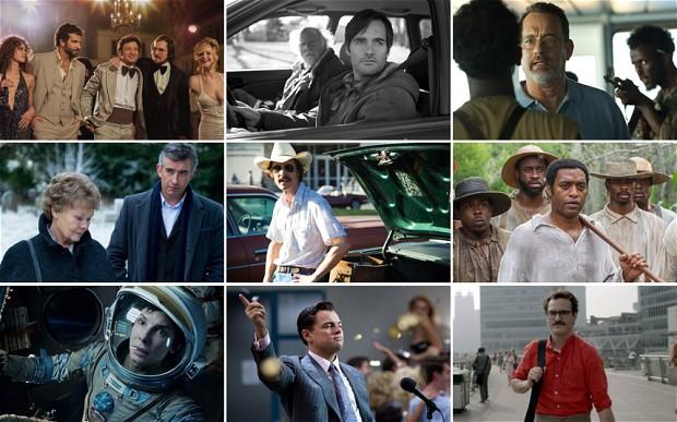 Quem ganha o Oscar 2014?